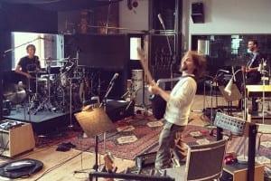Muse 2014 studio