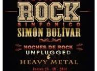 Orquesta de Rock Sinfónico Simón Bolívar se presentará en formato acústico y heavy metal este 23 de Octubre