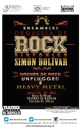 ORS Simon Bolivar Unplugged