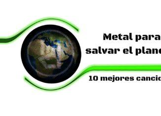 Metal para el Día de la Tierra