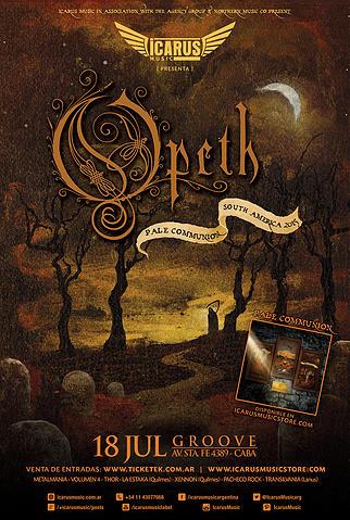 Opeth BsAs