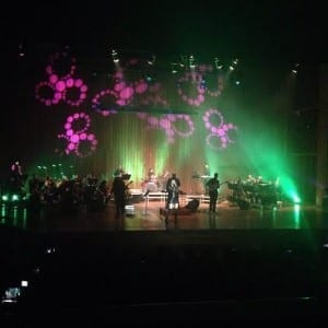 Orquesta Simon Bolivar en Bogota 1