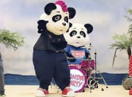 PANDA PARTY, una banda de rock para niños formada por el guitarrista de MOTORHEAD. Mira el video