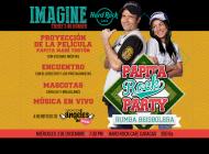 """Este 3/12 no te puedes perder la """"Papita Rock Party"""" de @HardRockCaracas con las estrellas de @papitalapeli"""