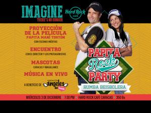 Papita Rock Party