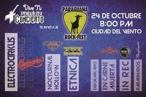 Paraguana rock Fest