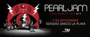 PEARL JAM visitará latinoamérica en Noviembre. Argentina los recibirá el 07 de dicho mes @T4Fargentina