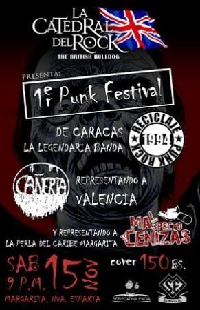 Punk fest Mgta