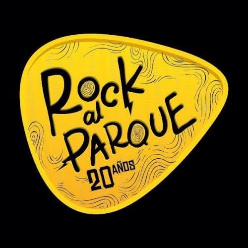 Rock Al Parque Logo 20