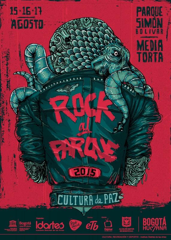 Rock Al Parque Titan
