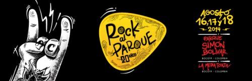 Rock Al Parque banner