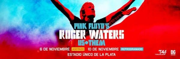 ROGER WATERS en Argentina @ Estadio Único de La Plata | La Plata | Buenos Aires | Argentina