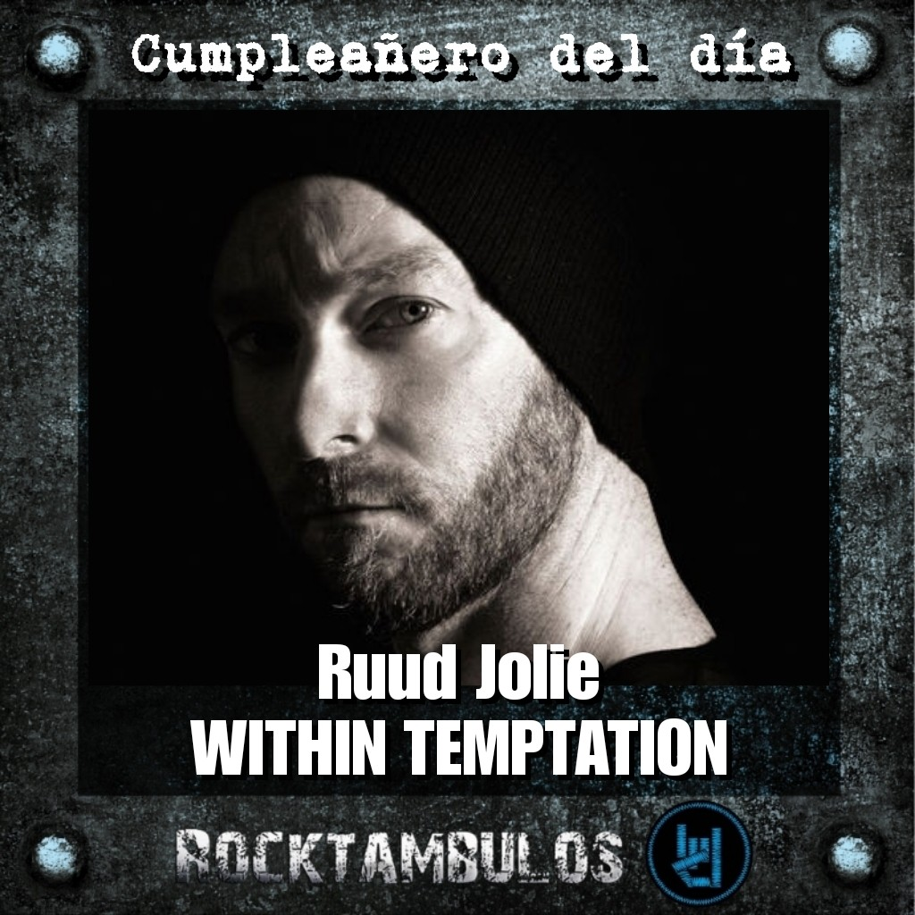 Ruud Jolie - Within Temptation