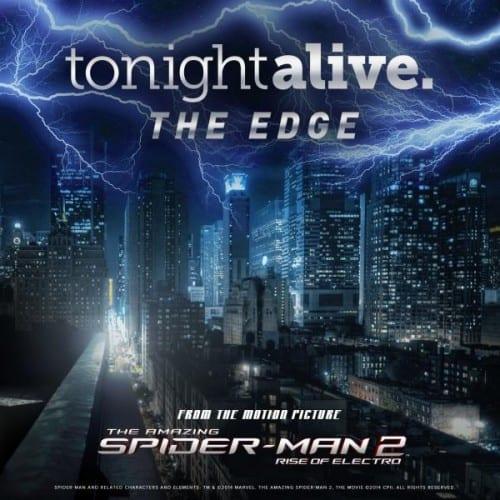TA The Edge Single Cover