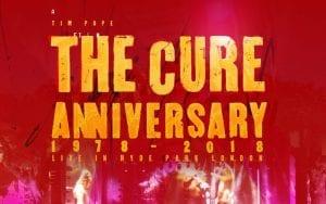 Documental que narra los 40 años de THE CURE ya tiene fecha y cines confirmados