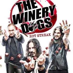 "THE WINERY DOGS revela detalles de su nuevo disco. Mira la portada de ""Hot Streak"""