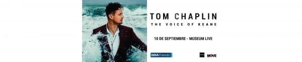 Tom Chaplin (KEANE) en Buenos Aires @ Museum | Buenos Aires | Argentina
