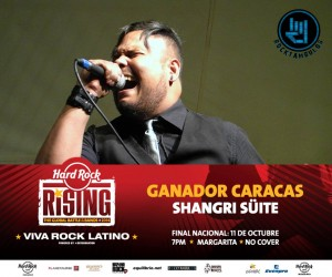 VIVA ROCK LATINO SHANGRI SUITE