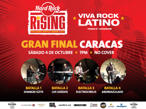 Viva Rock Latino Final 2014 ccs