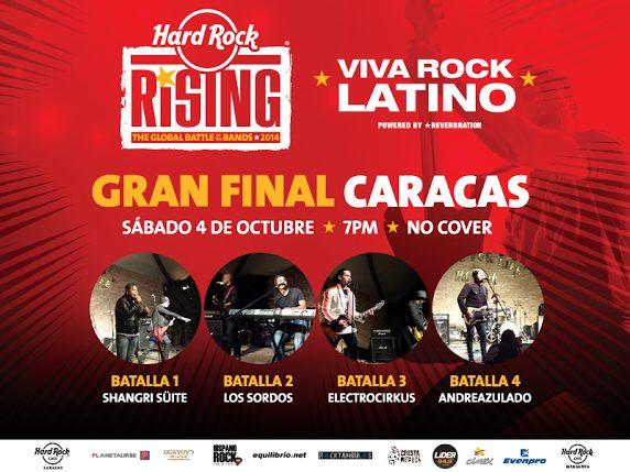 Viva Rock Latino Final 2014 ccs