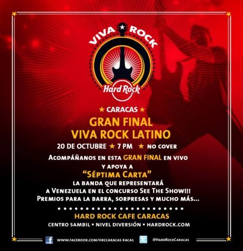 Viva Rock Latino Final Internacional