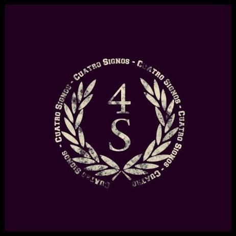 cuatro signos logo