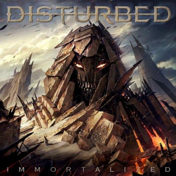 disturbedimmortalizedcover