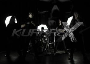 Los venezolanos KURAREX anunciaron que 2016 será el año en que verá luz su álbum debut