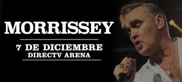 MORRISEY en Buenos Aires @ DIRECTV ARENA | Tortuguitas | Buenos Aires | Argentina