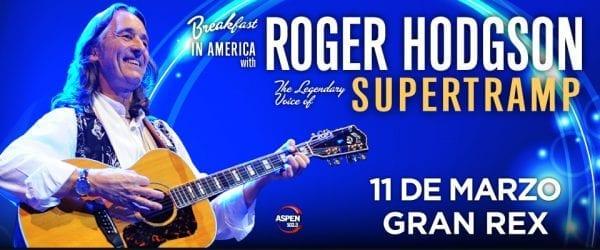 ROGER HODGSON (Ex SUPERTRAMP) vuelve a Argentina @ Teatro Gran Rex | Ciudad Autónoma de Buenos Aires | Argentina