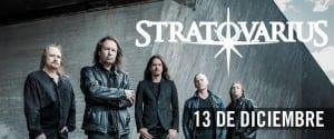 """STRATOVARIUS vuelve a la Argentina el 13 de Diciembre, ésta vez para presentar su disco """"Eternal"""""""